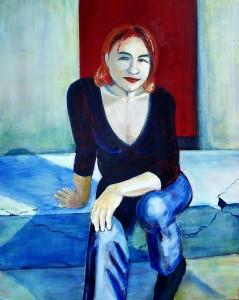 Annikki Torgersen, selvportrett 2006