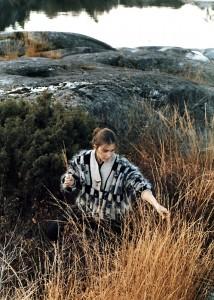Guri Annikki Torgersen, ungdomsbilde