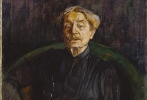 Portrett av Aasta Hansteen,1903, malt av Oda Krogh. Kilde: schirn-magazin.de